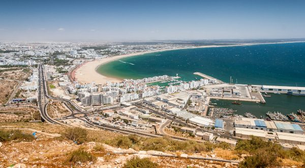 City view Agadir