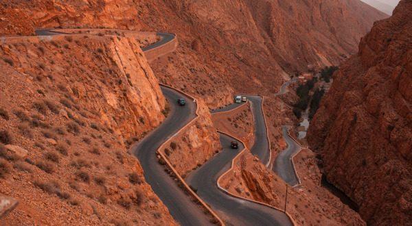 Gorges de Dadès - Maroc