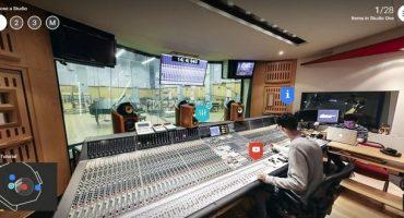 Une visite virtuelle des mythiques studios d'Abbey Road