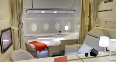 Visitez les nouvelles cabines d'Air France avec Google Street View