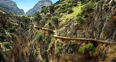 Le sentier le plus dangereux au monde a ré-ouvert en Espagne
