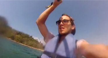 Vidéo – un tour du monde qui fait tourner la tête