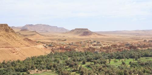 La vallée du Todgha