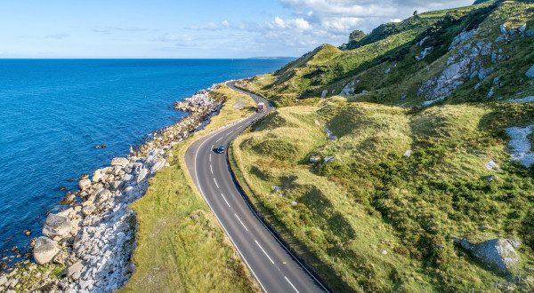 Causeway Costal Route - Irelande