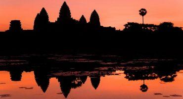 Vidéo – Les temples du Cambodge vus du ciel