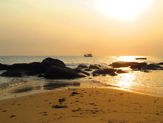 coucher de soleil Phu Quoc