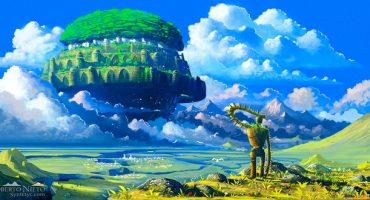 Japon – une île starifiée par le film de Miyazaki