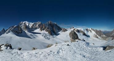 Le Mont Blanc en photo, la plus grande du monde