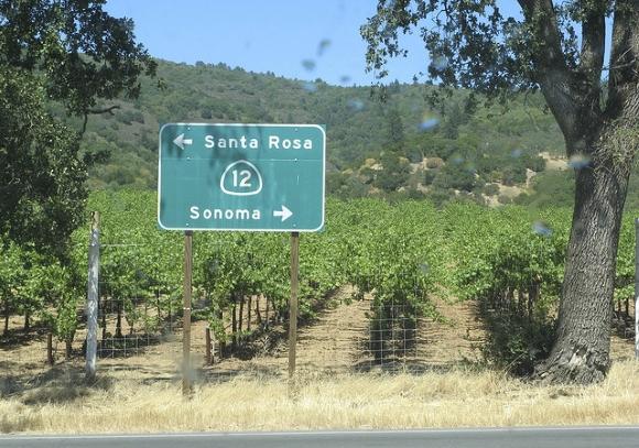 Soloma County, en Californie