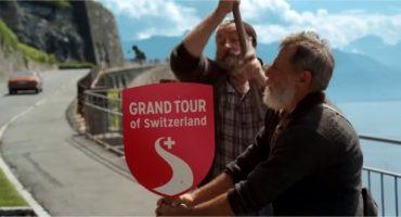Une nouvelle route touristique pour voyager en Suisse