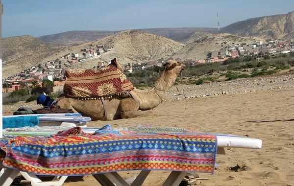 La belle vie à Agadir ? (photo de libargutxi / Flickr cc.)