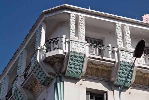 Vivre dans un immeuble art-déco à Casablanca ? (photo : Sandra Cohen-Rose and Colin Rose cc.)