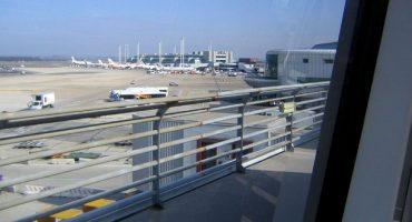 Vols supprimés à l'aéroport de Rome Fiumicino