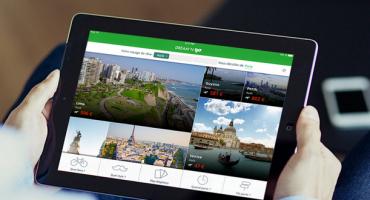 Testez «dream 'n go», la nouvelle application pour iPad de liligo !