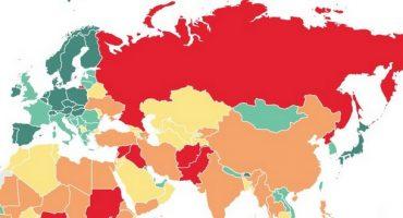 Les 10 pays les plus sûrs du monde