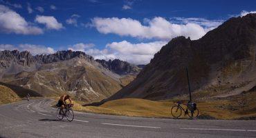 Faire la Route des grandes Alpes à vélo