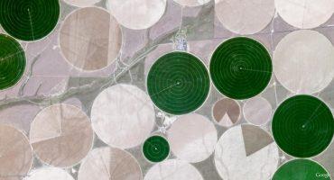 Google Earth présente des images satellitaires spectaculaires