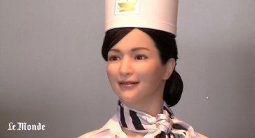 Des robots vous accueillent dans cet hôtel au Japon