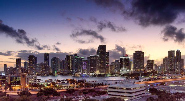 Miami centre ville