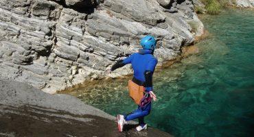 Les meilleurs spots pour faire du canyoning en Europe