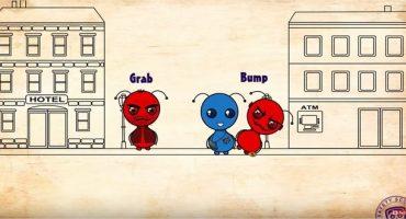 Des dessins-animés pour prévenir les arnaques aux touristes