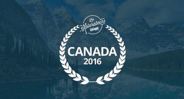 Le Canada élu «Destination de l'année 2016» de liligo.com !