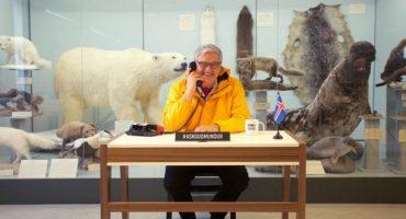 Entre Paris et l'Islande, il y a Gudmundur