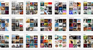 Les 20 endroits les plus partagés sur Pinterest