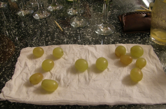 12 raisins réveillon espagnol