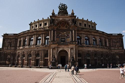Opera-Dresde