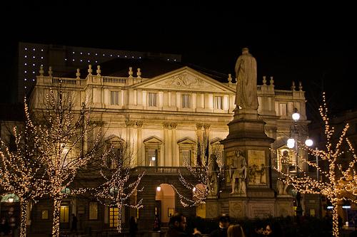 Opera-Milan