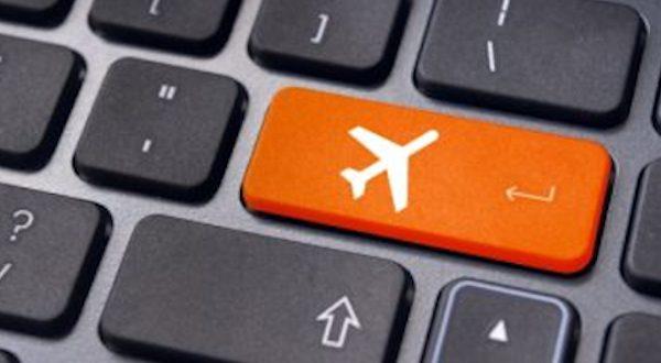 achter un billet d'avion sur internet