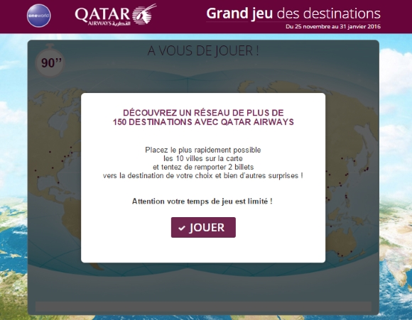 jeu qatar airways