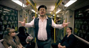 Un rap dans le métro berlinois fait le buzz en Allemagne