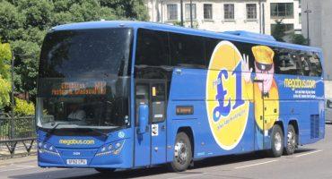 50 000 places megabus gratuites !