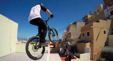 Découvrir Gran Canaria en zigzaguant sur les toits