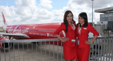 AirAsia fête 2016 avec des vols intra-Asie à 7 dollars !
