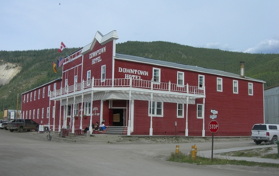 Hotel Downtown au Yukon