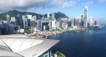 Hong Kong vu du ciel : découvrez la ville différemment
