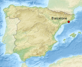 barcelone-carte