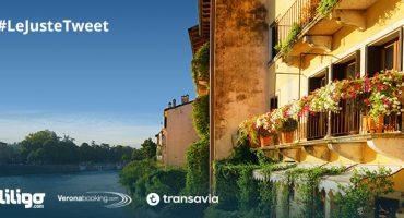 #LeJusteTweet : gagnez un séjour romantique à Vérone en devinant son prix