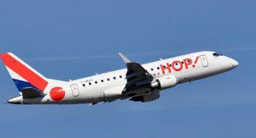 Partez à deux pour 80 € avec Hop! Air France