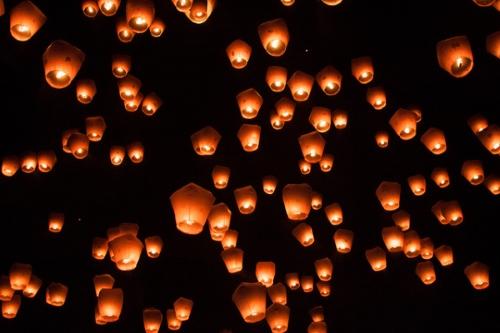 fête des lanternes Taipei