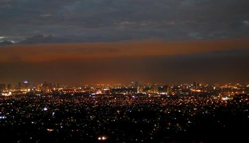 Manille de nuit
