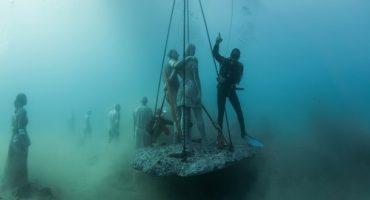 Le premier musée sous-marin d'Europe