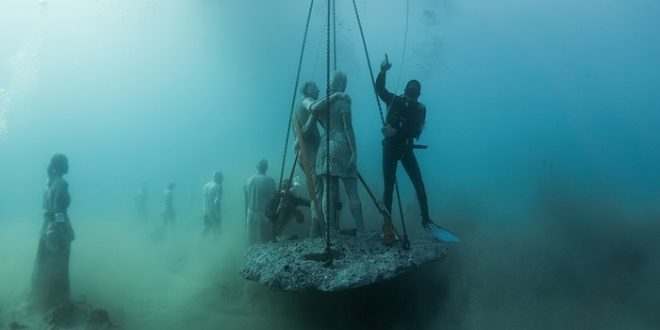 Musée Atlantique sous-mari