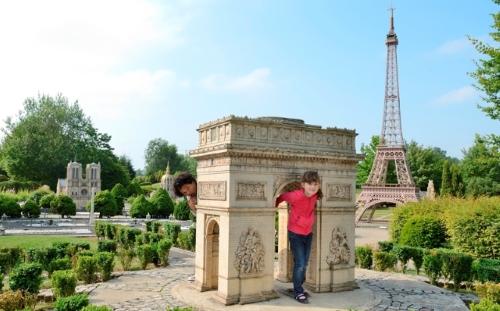 France Miniature - arc de Triomhe