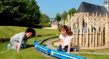 Le parc France Miniature fête ses 25 ans !
