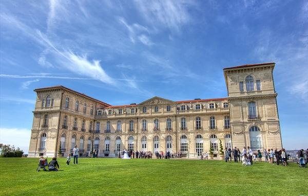 Palais du Pharo, Marseille