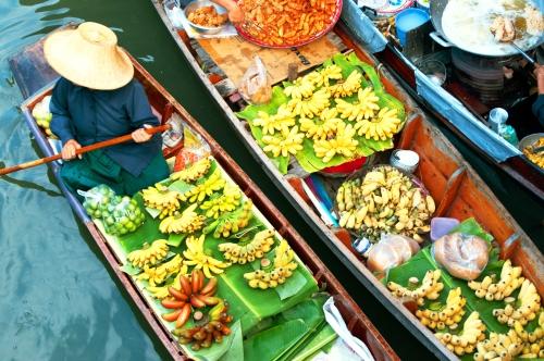 bangkok bateau